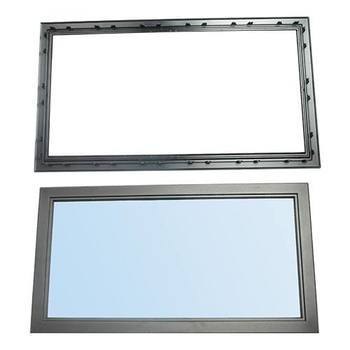 Window Rectangular - 10 pcs