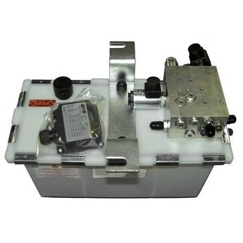 Hydraulic power unit, 2 valves, 1,5KW