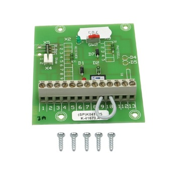 Crawford main circuit board ECS920 control