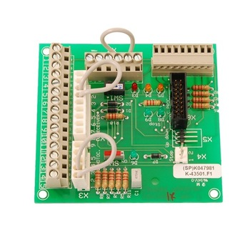 Crawford main circuit board ECS 940/950