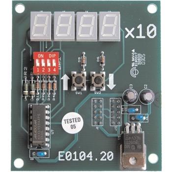 Mtec K5 service module