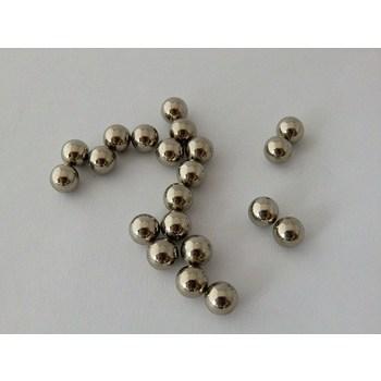 Mounting balls