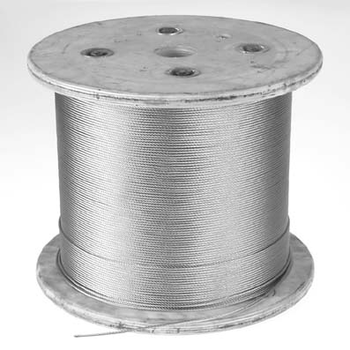 Lifting cable 3mm stainless steel