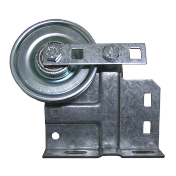 Pulley assembly, HS, left