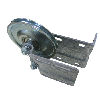 Pulley assembly, VS, left